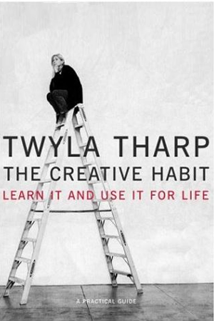 creative habit book cover
