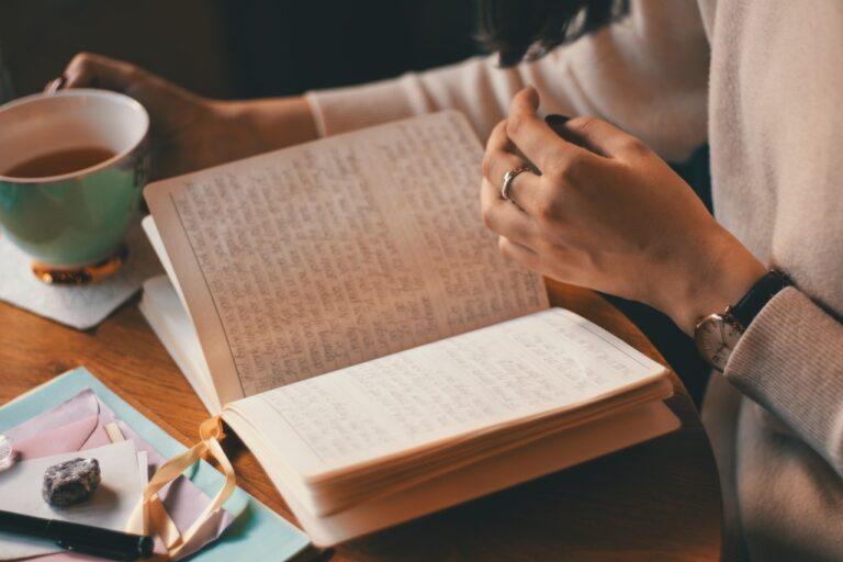 stream of consciousness journaling