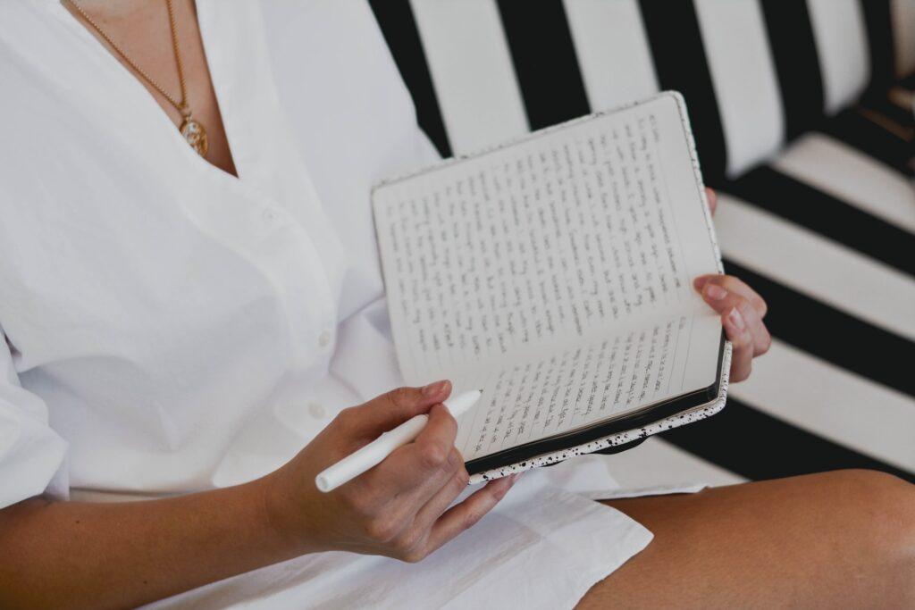 a beginner journaling